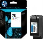 Original HP Patronen 78 C6578DE Color