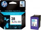 Original HP Patronen 28 C8728AE Color