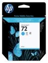 Original HP Druckerpatronen 72 C9398A Cyan