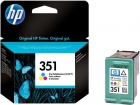 Original HP Patronen 351 CB337EE Color