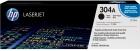 Original HP Toner 304A CC530A Schwarz