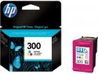 Original HP Patronen 300 CC643EE Color