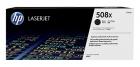 Original HP Toner 508X / CF360X Schwarz