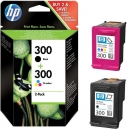 Original HP Patronen 300 CN637EE Multipack