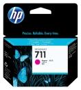 Original HP Druckerpatronen 711 CZ131A Magenta