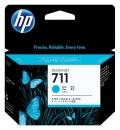 Original HP Druckerpatronen 711 CZ134A Cyan