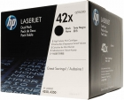 XL Original HP Toner 42X Q5942XD Schwarz Multipack