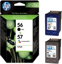 Original HP Patronen SA342AE Set 56+57