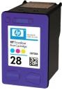 Original HP Patronen 28 C8728AE Color MHD abgelaufen