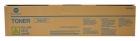 Original Konica Minolta Toner TN-213Y A0D7252 Gelb / Yellow