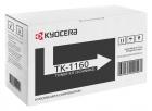 Original Kyocera Toner TK-1160 / 1T02RY0NL0 Schwarz