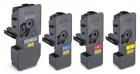 Original Toner Set Kyocera TK-5220K TK-5220C TK-5220M TK-5220Y