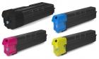 Original Toner Set Kyocera TK-8725K TK-8725C TK-8725M TK-8725Y