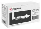 Original Kyocera Toner TK-12 37027012 Schwarz