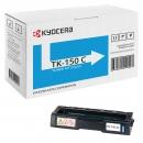 Original Kyocera Toner TK150 Cyan