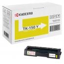 Original Kyocera Toner TK150 Gelb