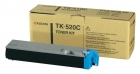 Original Kyocera Toner TK-520C Cyan