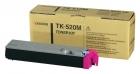 Original Kyocera Toner TK-520M Magenta