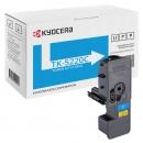 Original Kyocera Toner TK-5220C  / 1T02R9CNL1 Cyan