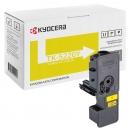Original Kyocera Toner TK-5220Y / 1T02R9ANL1 Gelb