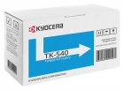 Original Kyocera Toner TK-540C Cyan
