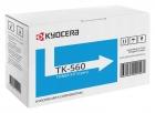 Original Kyocera Toner TK-560C Cyan