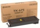 Original Kyocera Toner TK-675 Schwarz