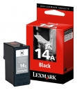 Original Lexmark Patronen 14A 18C2080E Schwarz