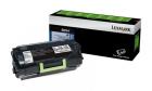 Original Lexmark Toner 520XA 52D0XA0 Schwarz