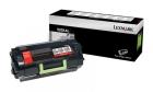 Original Lexmark Toner 520XAL 52D0XAL Schwarz