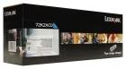 Original Lexmark Toner 72K2XC0 Cyan
