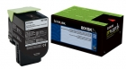 Original Lexmark Toner 802SK 80C2SK0 Schwarz