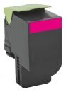 Original Lexmark Toner 802XM 80C2XM0 Magenta