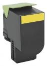 Original Lexmark Toner 802XY 80C2XY0 Gelb