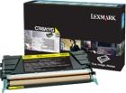 Original Lexmark Toner C746A1YG Gelb