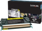 Original Lexmark Toner C746A2YG Gelb
