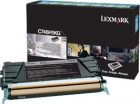 Original Lexmark Toner C746H1KG Schwarz