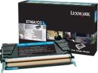 Original Lexmark Toner X746A1CG Cyan