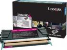 Original Lexmark Toner X746A1MG Magenta