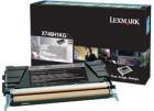 Original Lexmark Toner X746H1KG Schwarz