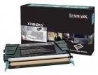 Original Lexmark Toner X746H2KG Schwarz