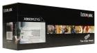 Original Lexmark Toner X860H21G Schwarz