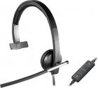 Logitech H650 Headset Mono