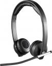 Logitech H820e Kabellos Headset Stereo
