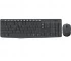 Logitech schnurlos Tastatur und Maus MK 235