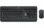 Logitech Schnurlos Tastatur und Maus MK 540