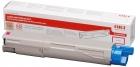 XL Original OKI Toner 43459322 Magenta