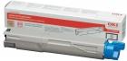 XL Original OKI Toner 43459324 Schwarz