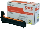 Original OKI Trommel 44318505 Gelb