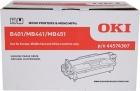 Original OKI Trommel 44574307 Schwarz